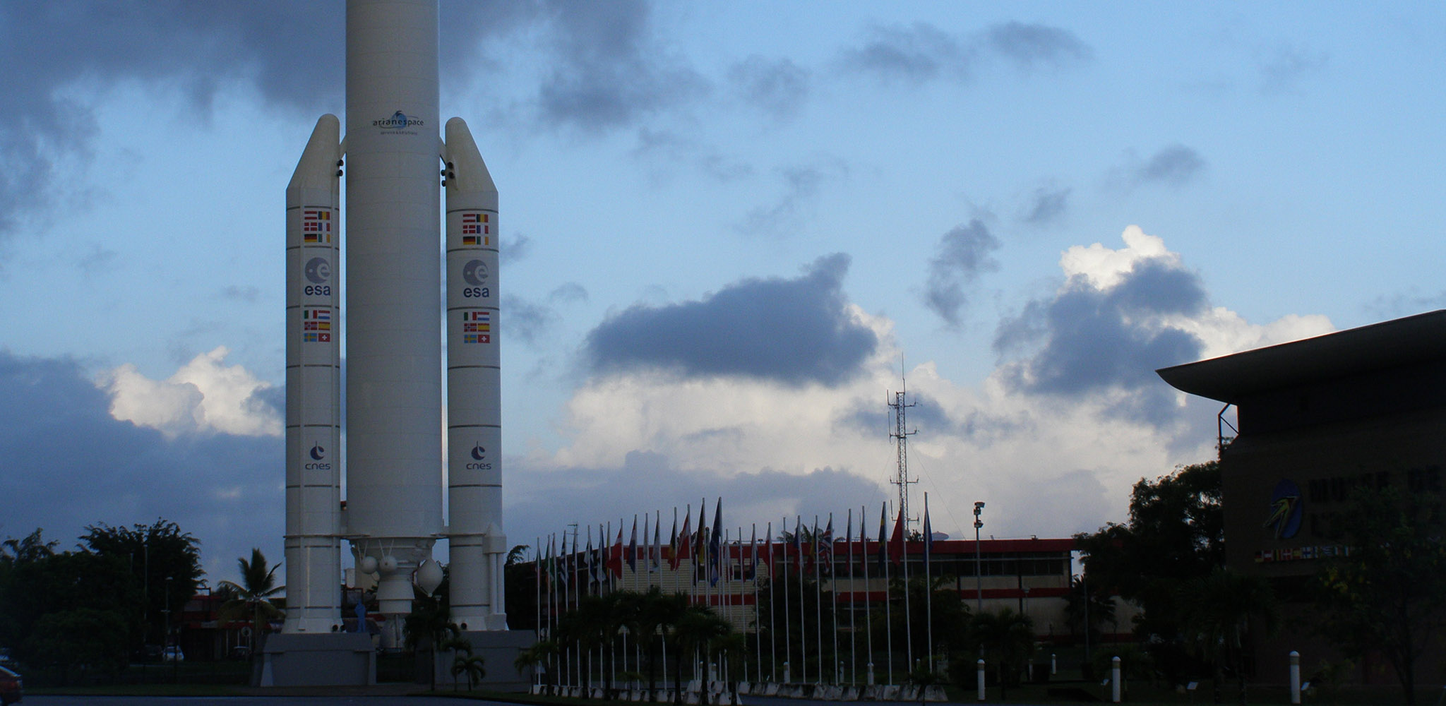 Ariane 6, Guiana space center