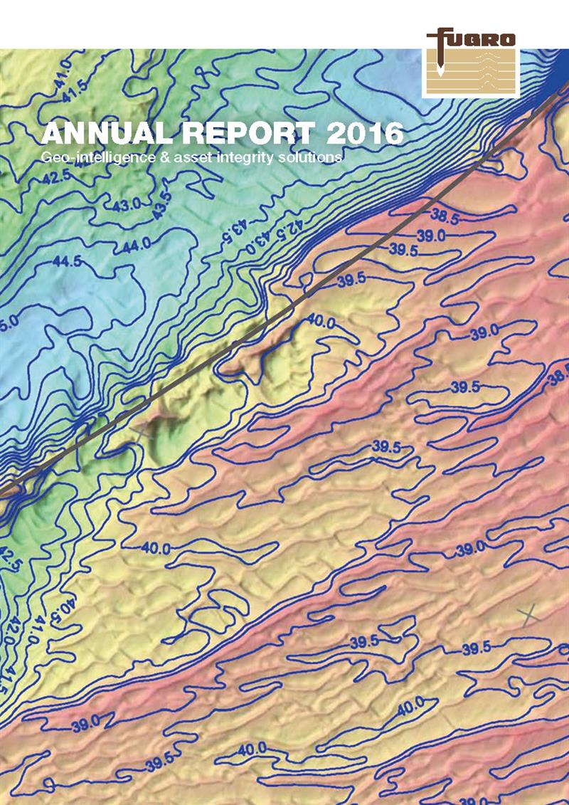 Pages from FUGRO Annual Report 2016