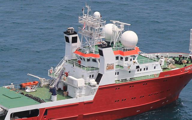 Communication Systems Fugro Equator