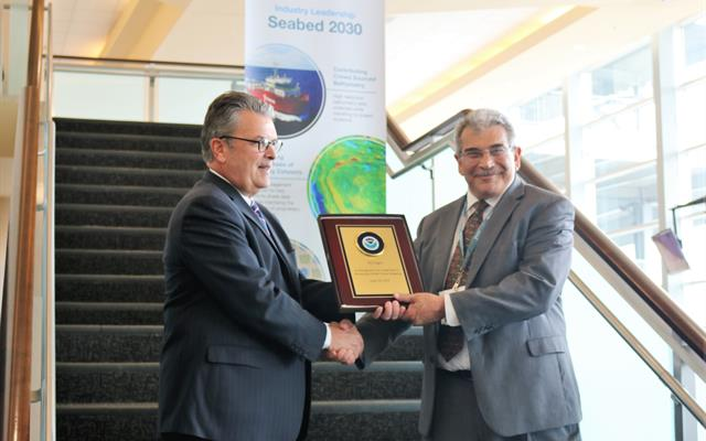 Seabed 2030_NOAA Commendation