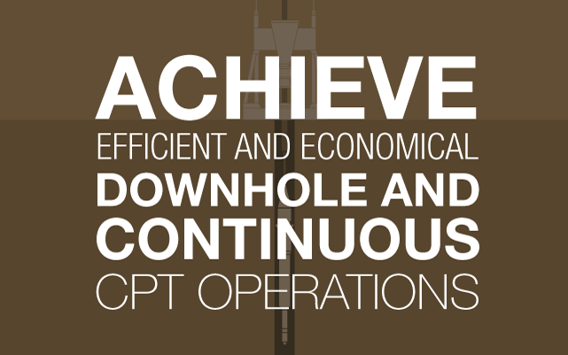 downhole and cpt operations