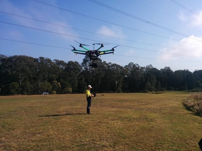 Drone Powerline Inspection